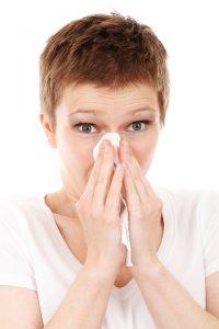 choroba alergiczna